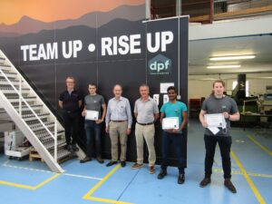 DPF lean green belt presentation