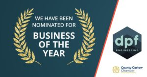 DPF Engineering nominated for Business of the Year award